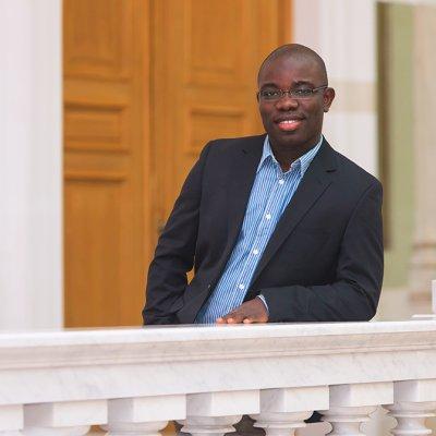 DAAD Preisträger, Kwabena Obiri Yeboah